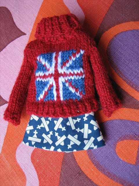 Ravelry: WoollyRockers' Union Jack Blythe Sweater