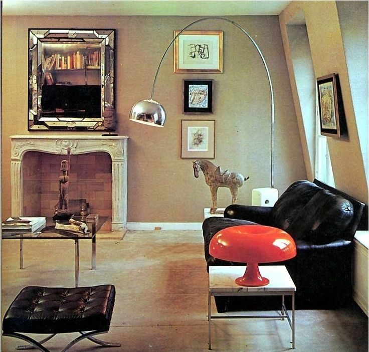 1971 interior. Robert Harling.