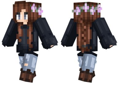 I love this so much!♥ on www.minecraftskins.net did NOT make -Codie