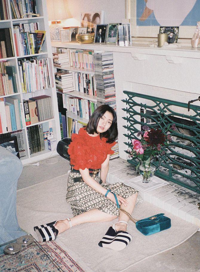 「#GUCCIと日常とわたし」二階堂ふみが魅せるデイリーに着るGUCCI|MERY [メリー]