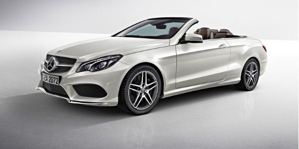 Mercedes-Benz to launch E-Class convertible