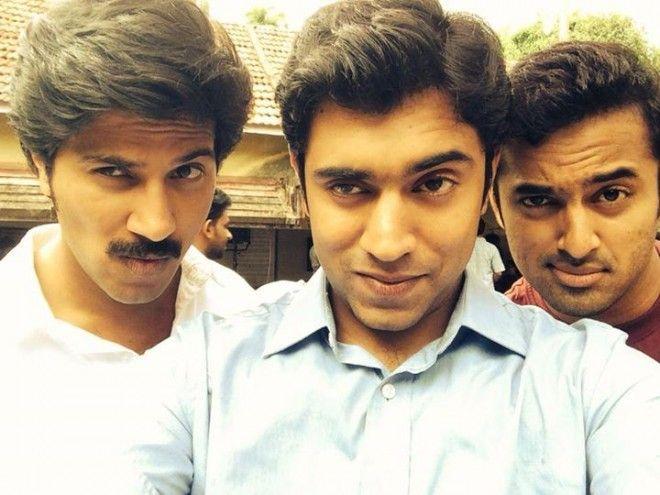 Dulquer, Nivin, Unni Mukundan Selfie. NextGen Superstars? rare pictures