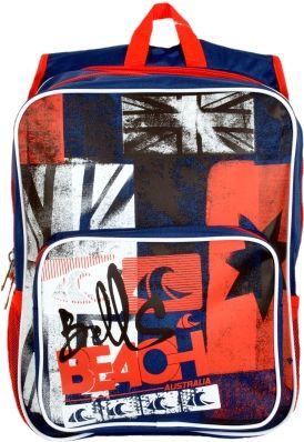 BELLS BEACH Australian Flag backpack. Oi Oi Oi