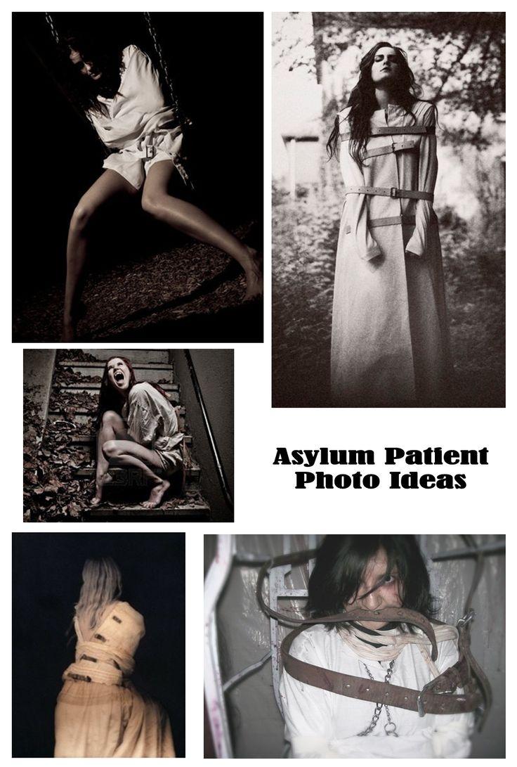 475 best Insane Asylum/Hospital Haunt Ideas images on Pinterest