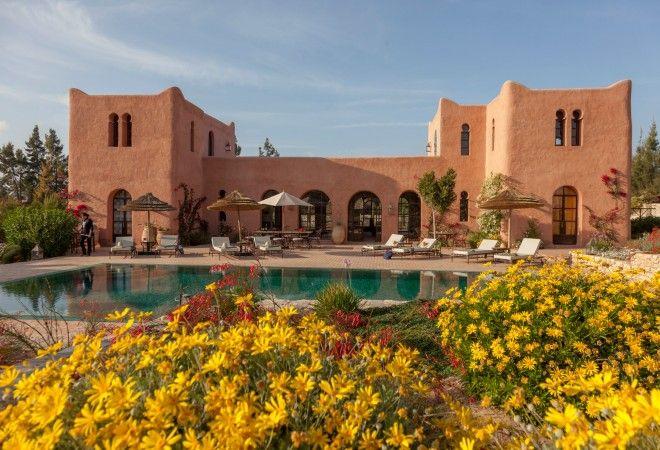 Le jardin des douars essaouira morocco villa luxury - Les jardins de villa maroc essaouira ...