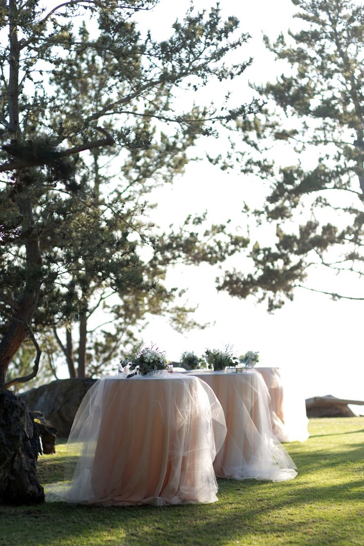 BB Tulle covered cocktail tables or accent tables! tulle-covered-draped-cocktail-tables-highboys.jpg