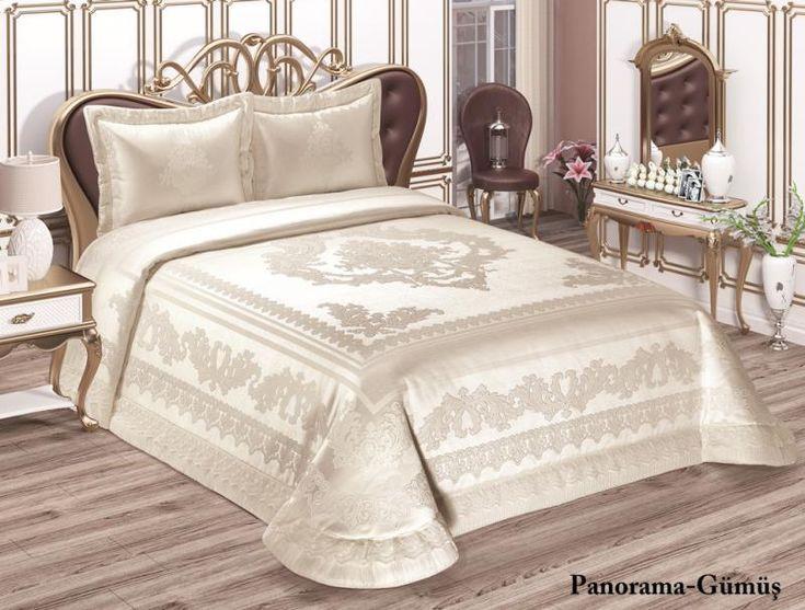 Çeyizlik yatak örtüsü modelleri