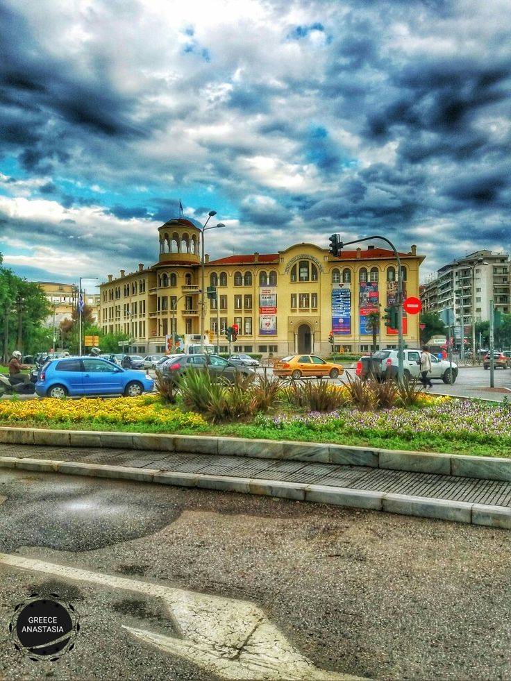 Greece.Thessaloniki.Hanth.