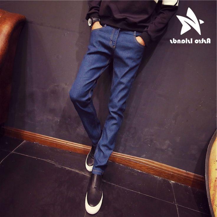 31.78$  Watch here - https://alitems.com/g/1e8d114494b01f4c715516525dc3e8/?i=5&ulp=https%3A%2F%2Fwww.aliexpress.com%2Fitem%2F2016-Biker-Jeans-Men-Autumn-Brand-Clothing-Fashion-Slim-Washed-Skinny-Jeans-Mens-Casual-Solid-Trousers%2F32734593613.html - 2016 Biker Jeans Men Autumn Brand Clothing Fashion Slim Washed Skinny Jeans Mens Casual Solid Trousers Pencil Pants New LW075