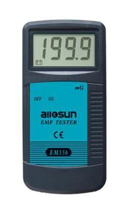 Дешевое Все для загара EM556 высокая чувствительность эдс тестер тест величины электромагнитного поля излучения , линии электропередачи, Купить Качество Газоанализаторы непосредственно из китайских фирмах-поставщиках:               Все солнце EM556 Высокая чувствительность EMF Тестер тест величину излучения электромагнитного поля генери
