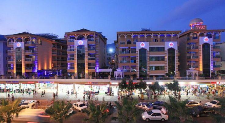 Tac Premier Hotel & Spa , Alanya, Türkiye - 436 Konuk değerlendirmeleri . Yerinizi hemen ayırtın!