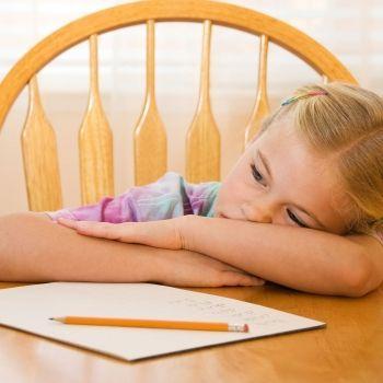 Características del TDA en niños.