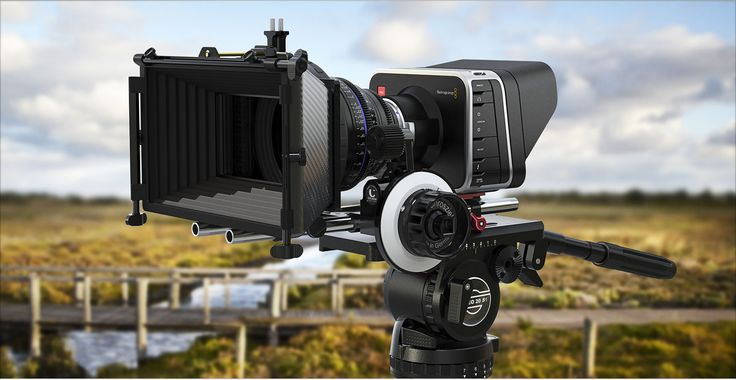 Interesting new digital cinema camera  Blackmagic Design: Blackmagic Cinema Camera