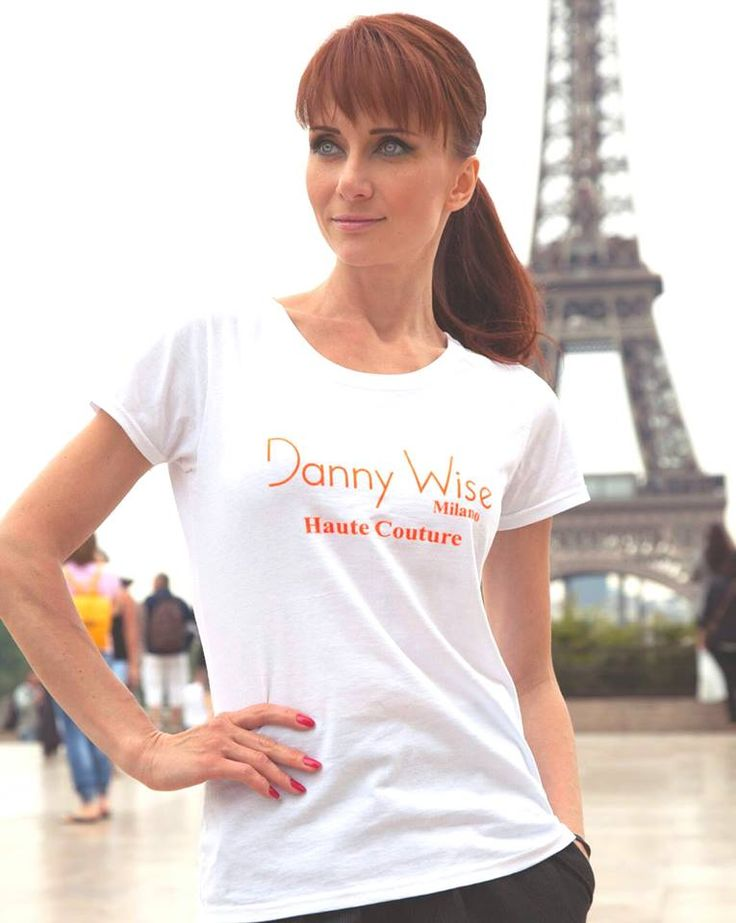 DANNY WISE Little T-Shirt in Paris too.