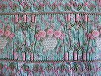 Grace Knott design in soft pastels