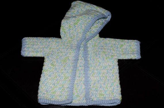 Boy Or Girl Hoodie by LovelyBabycrochet on Etsy, $15.00