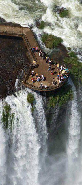 Iguazu Falls, BRAZIL nature love