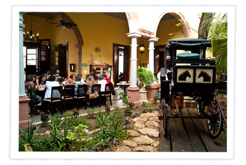 Restaurante La Chaya Maya is where you want to be in Merida if you are looking for authentic mayan cooking.  Amazing!  #anymoon #merida #mexico