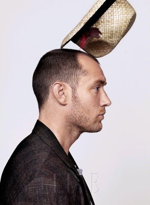 Jude Law Watson Hat