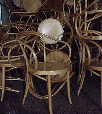 real thonet le corbusier corb bentwood cafe chairs hoop. Black Bedroom Furniture Sets. Home Design Ideas