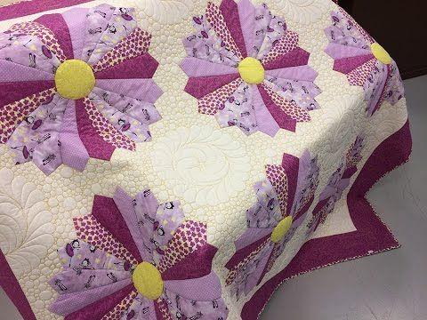 Free pattern on our blog. Decorate a multitude of items with these fluffy flowers -- add to a little girl's skirt, headband, winter coat, lampshade, sheer cu...