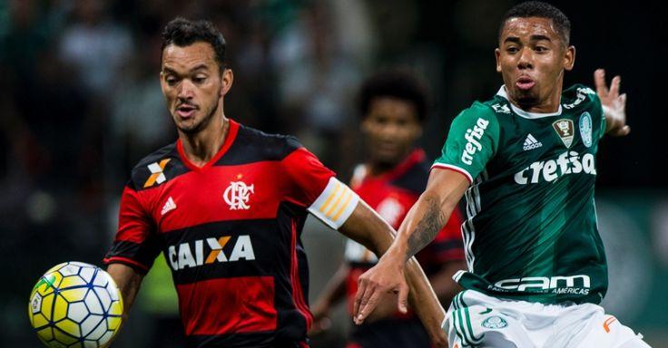 Por 'cheirinho', Fla precisa de sequência negativa rara do Palmeiras
