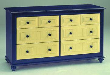 Treasures Six Drawer Dresser - modern - kids dressers - All Modern Baby