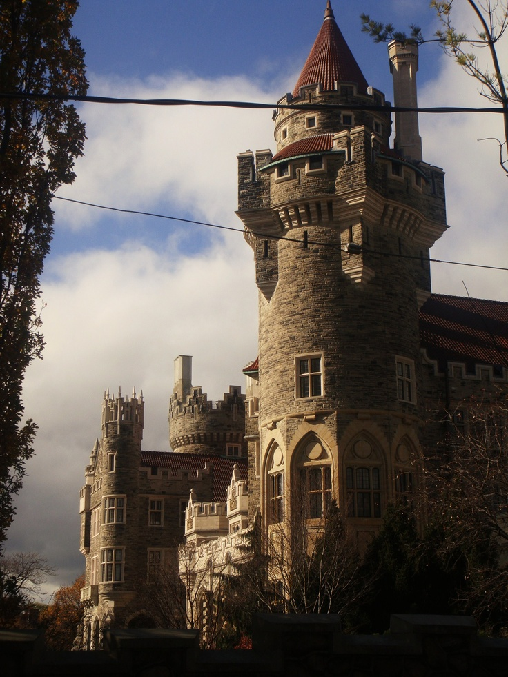 17 best images about casa loma toronto ontario on for Casa loma mansion toronto