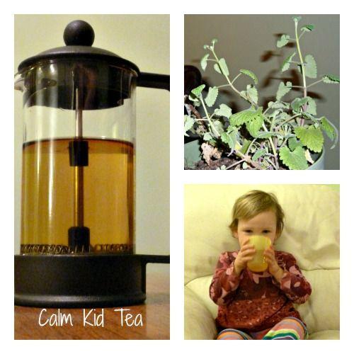 Calm Tea for Kids