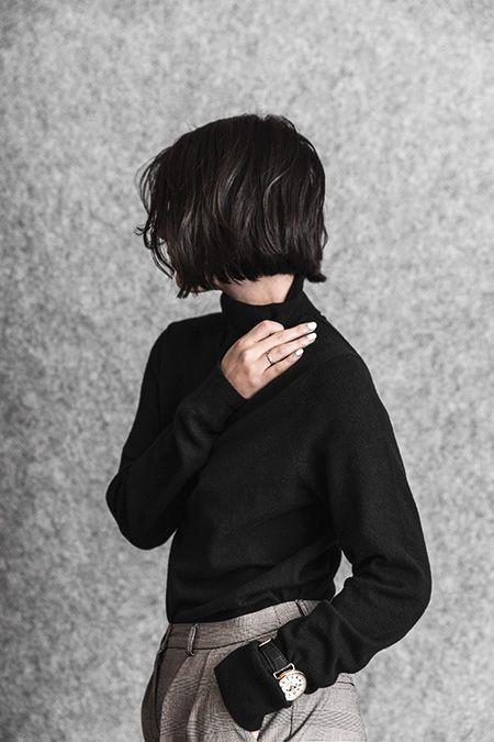 今一番やりたいのはこの髪型!最新ボブスタイル「ブラントカット」の魅力とは?