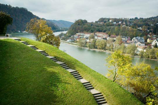 Linz- Austria Danube river