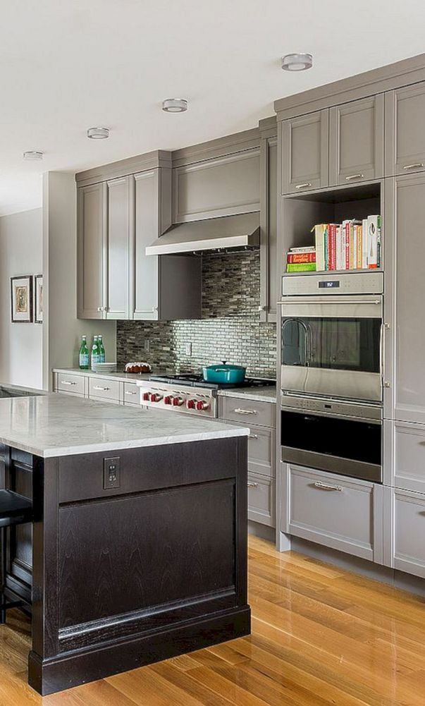 60 New Trend Kitchen Decoration And Design Ideas For 2020 Grey