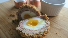I love Scotch eggs and thought I'd test out Slimming World Scotch eggs. They were delicious! Find out how to make them here. (Includes a video.)