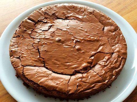Os pratos do dia: Bolo Tentação de Chocolate (Muito cremoso)