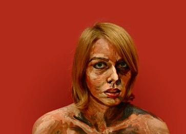 Hiperreal Vücut Boyama (Hyperreal Body Painting)