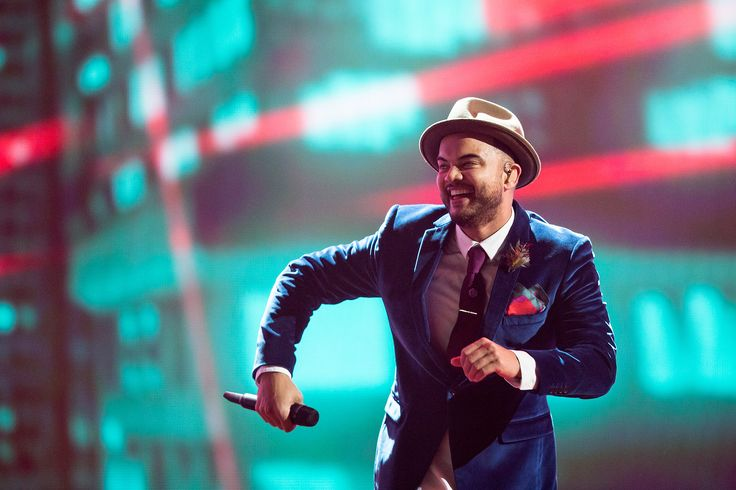 Guy Sebastian's greatest moves that we will hopefully see onstage in Vienna!
