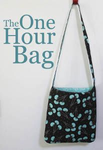 How to Make a Bag in One Hour ,  AllFreeSewing