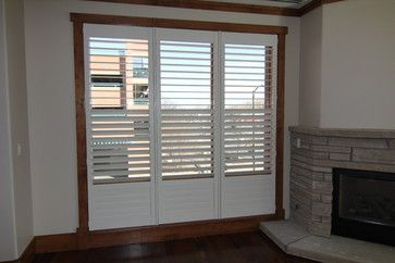 Boulder residence - transitional - Interior Shutters - Denver - Colorado Shade & Shutter