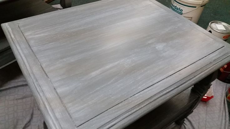 Happy Friday Everyone!  This week I finished custom tables for a client in a grey wash. I had many  questions on how I did the work...so here we go!  The first step in any project is make sure your piece is worth your time.  Now this doesn't have to be a picky process, but furniture with irrep