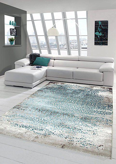 25+ parasta ideaa Pinterestissä Designer teppich Teppich - wohnzimmer teppich schwarz weis
