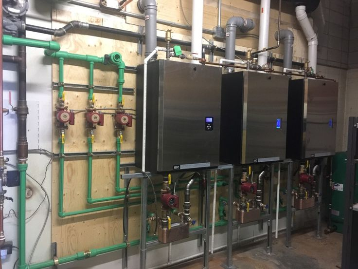 instant hot water system