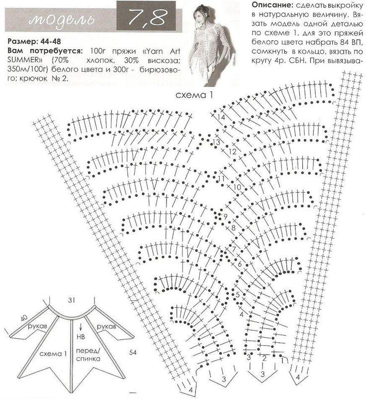 81 best crochet lace tops images on pinterest