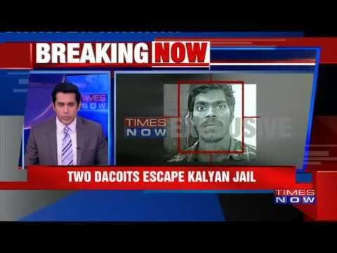 Caught On Camera  2 Dacoits Escape Kalyan Jail Using A Rope https://t.co/oCuGq0Slnh #NewInVids https://t.co/aSfD0yhsD7 #NewsInTweets
