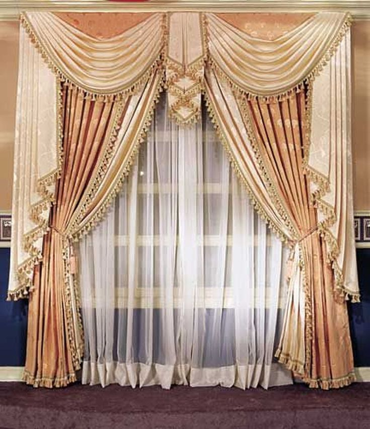 35 Wonderful Elegant Curtains Ideas For Living Room Decor ...