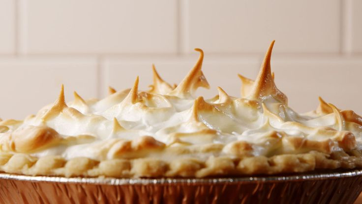 Lemon Meringue Pie  - Delish.com