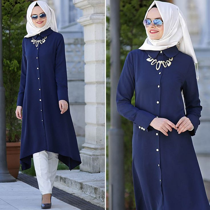 New Kenza - Tunıc - 2825L #hijab #naylavip #hijabi #hijabfashion #hijabstyle #hijabpress #muslimabaya #islamiccoat #scarf #fashion #turkishdress #clothing #eveningdresses #dailydresses #tunic #vest #skirt #hijabtrends