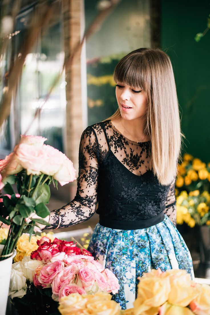 Jenny Bernheim, the fashion blogger behind Margo & Me, shares how she stays creative and inspired.   www.wandeleur.com