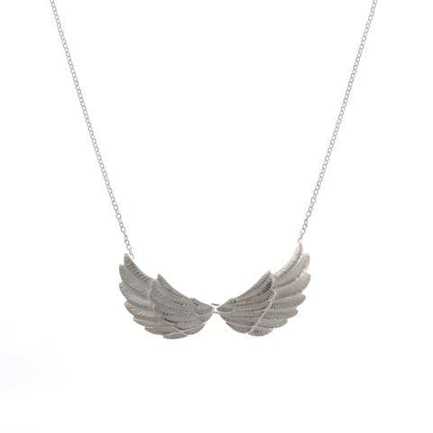 Jana Reinhardt Sterling Silver Leaf Necklace o8nHm