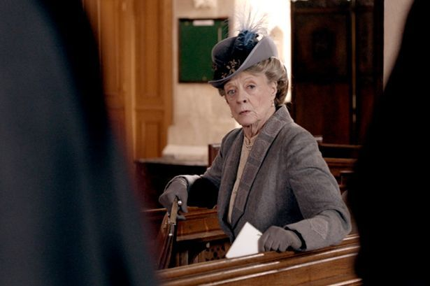 Downton Abbey: The Final series trailer featuring Maggie Smith