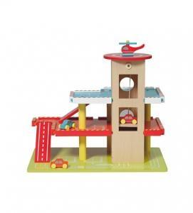 Houten speelgoedgarage - Hema http://www.hema.nl/winkel/baby-en-kind/speelgoed/houten-speelgoed/garage-(15110100)